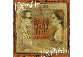 Hart, Beth & Bonamassa, Joe - Don't Explain [CD]