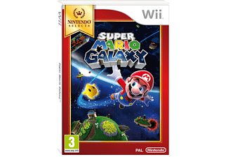 Super Mario Galaxy (Nintendo Selects) Jump'n'Run Nintendo Wii
