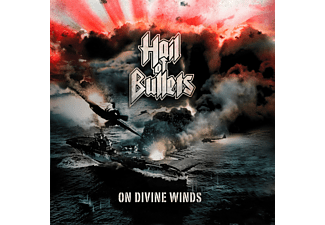 Hail Of Bullets - On Divine Winds - (CD)