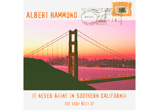 Albert Hammond - The Very Best Of-It Never Rains In Southern Cali [CD]