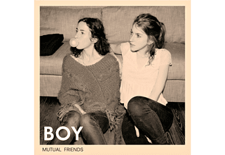 The Boy - Mutual Friends (Limited Edition) - (CD)