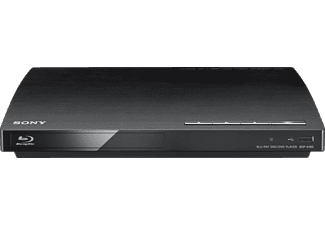 SONY BDP-S185 Blu-ray Player (Schwarz)
