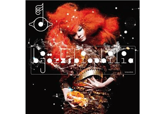 Björk BIOPHILIA Independent CD