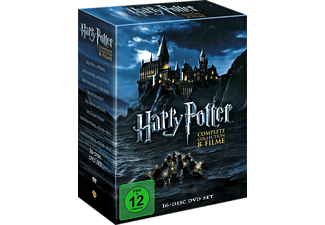 Harry Potter: The Complete Collection - Jahre 1 - 7 (16 Discs) [DVD]