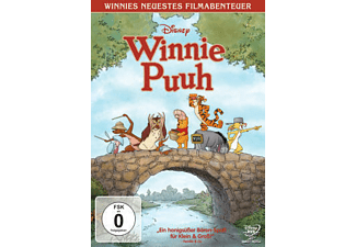 Disney Junior: Winnie Puuh Familie DVD