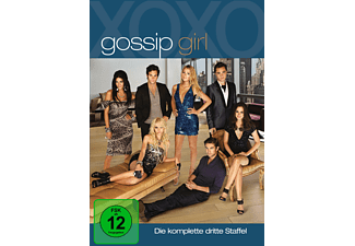 Gossip Girl - Staffel 3 - (DVD)