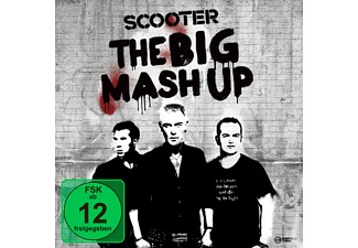 Scooter - The Big Mash Up (Ldt.2cd+Dvd-Set) [CD + DVD Video]