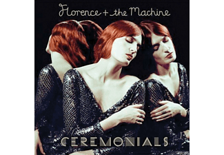 Florence + The Machine CEREMONIALS (ENHANCED) Pop CD