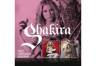 Shakira - Fijacion Oral / Oral Fixation Vol.2 [CD]