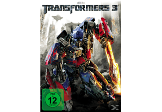 TRANSFORMERS 3 Action DVD