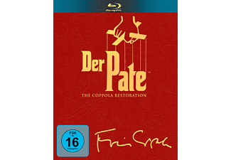 Der Pate - The Coppola Restoration - (Blu-ray)