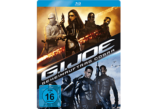 G.I. Joe: Geheimauftrag Cobra Steelbook - (Blu-ray)