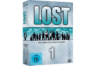 Lost - Staffel 1 [DVD]