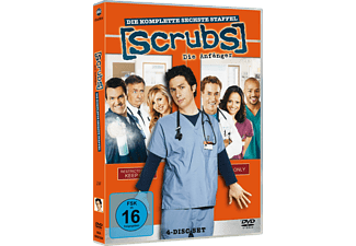 Scrubs - Staffel 6 [DVD]