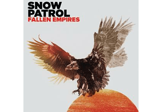 Snow Patrol FALLEN EMPIRES Pop CD