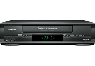 funai d 50y 100m videorecorder kaufen saturn. Black Bedroom Furniture Sets. Home Design Ideas