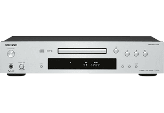ONKYO C-7030, CD Player, Silber