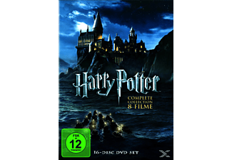 Harry Potter: The Complete Collection - Jahre 1 - 7 (16 Discs) Abenteuer DVD
