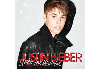 Justin Bieber Under The Mistletoe Pop CD