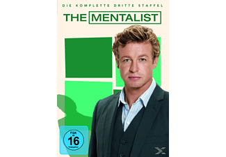The Mentalist - Staffel 3 Krimi DVD
