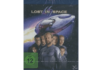 Lost in Space - Deluxe Edition (DVD) [Blu-ray]