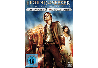 Legend of the Seeker - Staffel 2 [DVD]