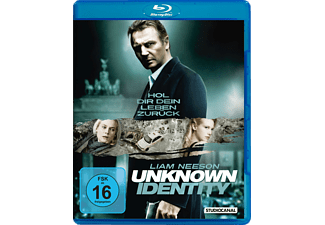 UNKNOWN IDENTITY Action Blu-ray