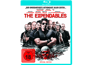 The Expendables Action Blu-ray