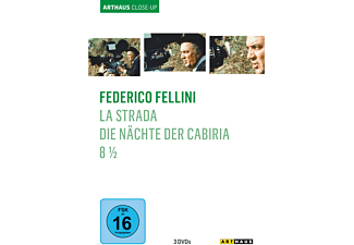 Federico Fellini - Arthouse Close-Up [DVD]