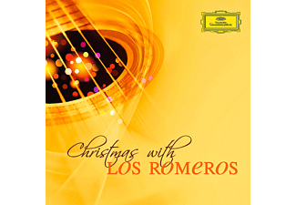 Los Romeros - Christmas With Los Romeros - (CD)