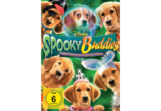 Spooky Buddies - Der Fluch des Hallowuff-Hunds [DVD]