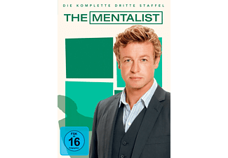 The Mentalist - Staffel 3 [DVD]