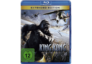 King Kong (Extended Edition) [Blu-ray]