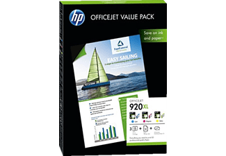HP CH081AE OFFICEJET VALUE PACK 920XL