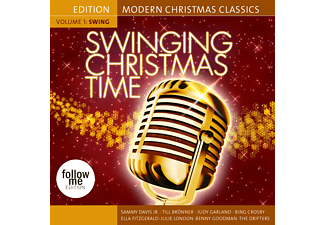 Various - Swinging Christmas Time [CD]
