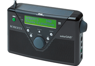 ROBERTS solarDAB 2, Digitalradio