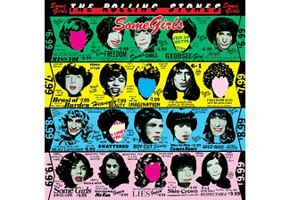 The Rolling Stones - The Rolling Stones - Some Girls (Remastered) Deluxe Edition - (CD)
