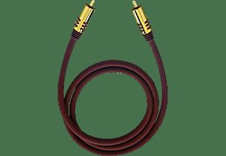 oehlbach nf sub 500 subwoofer cinch kabel 5 m hifi kabel. Black Bedroom Furniture Sets. Home Design Ideas