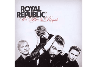 Royal Republic - We Are The Royal [CD]