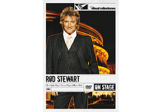 Rod Stewart - One Night Only! Rod Stewart Live At Royal Albert Hall [DVD]