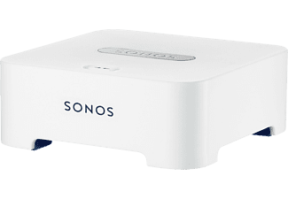 sonos bridge wireless system sendebasis repeater in wei. Black Bedroom Furniture Sets. Home Design Ideas