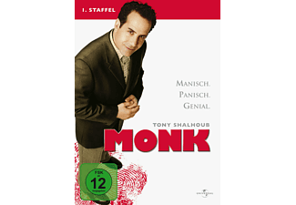 Monk - Staffel 1 [DVD]