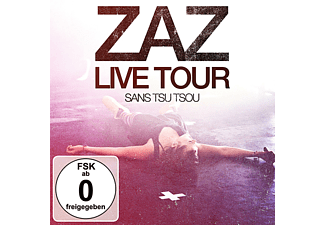 Zaz - Zaz - Zaz Live Tour - (CD + DVD Video)