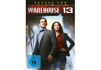 Warehouse 13 -  Staffel 2 [DVD]