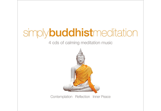 Various - Simply Buddhist Meditation [CD]