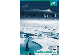 BBC Earth - Frozen planet | DVD