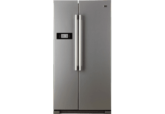 HAIER HRF628DS7 Side-by-Side (365 kWh, A++, 1790 mm hoch, Silber)