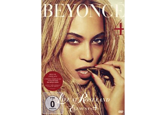 Beyoncé - LIVE AT ROSELAND - ELEMENTS OF 4 - (DVD)
