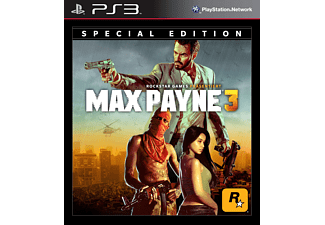 Max Payne 3 - Special Edition - PlayStation 3