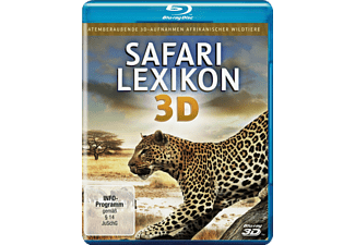 Safari-Lexikon 3D - (3D Blu-ray)